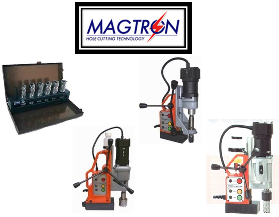 Magtron Hole Cutting Technologies